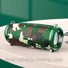 Bluetooth колонка HOCO HC2 Camouflage Green