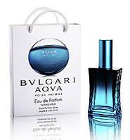 Духи в подарочной упаковке Bvlgari Aqva 50 мл