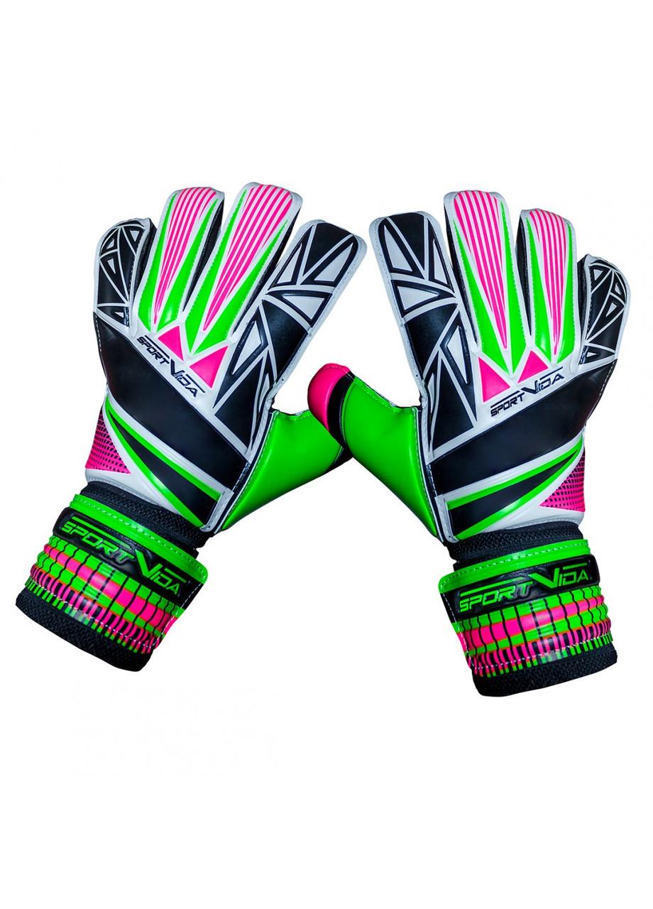 Воротарські рукавички SportVida SV-PA0017 Size 8