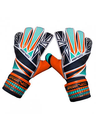 Воротарські рукавички SportVida SV-PA0007 Size 6, фото 2