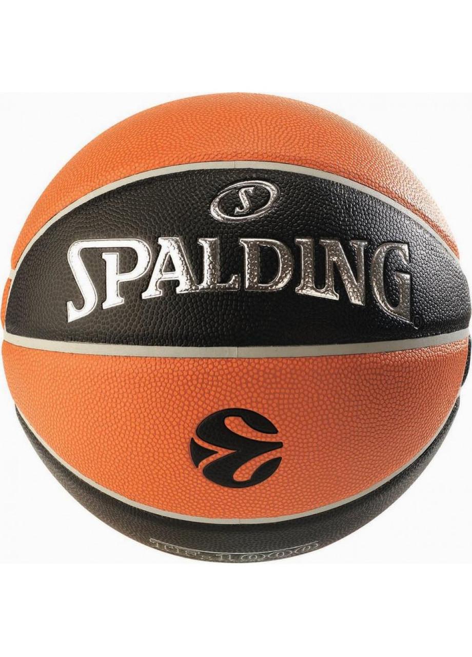 М'яч баскетбольний Spalding Euroleague TF-1000 Legacy Size 7