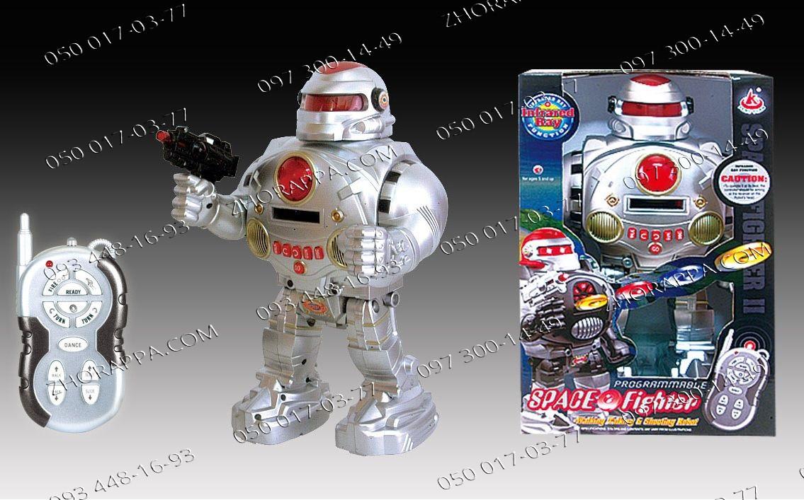 Интерактивный Робот 28083B, танцует, говорит на английском, ходит, имеет световые эффекты. Желанный подарок