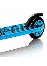 Самокат SportVida Ravage SV-WO0007 Black/Blue, фото 3