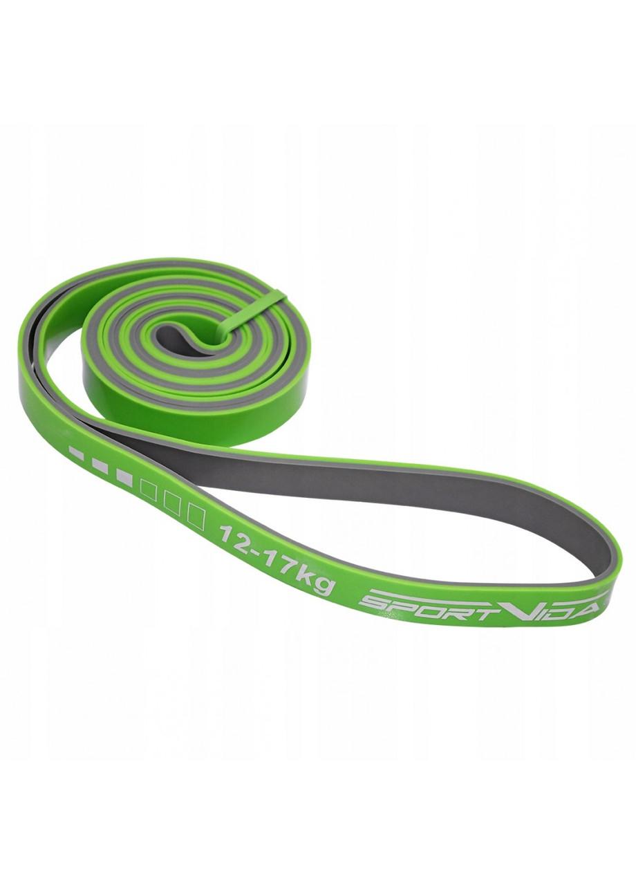 Еспандер-петля (резина для фітнесу і спорту) SportVida Power Band 20 мм 12-17 кг SV-HK0209