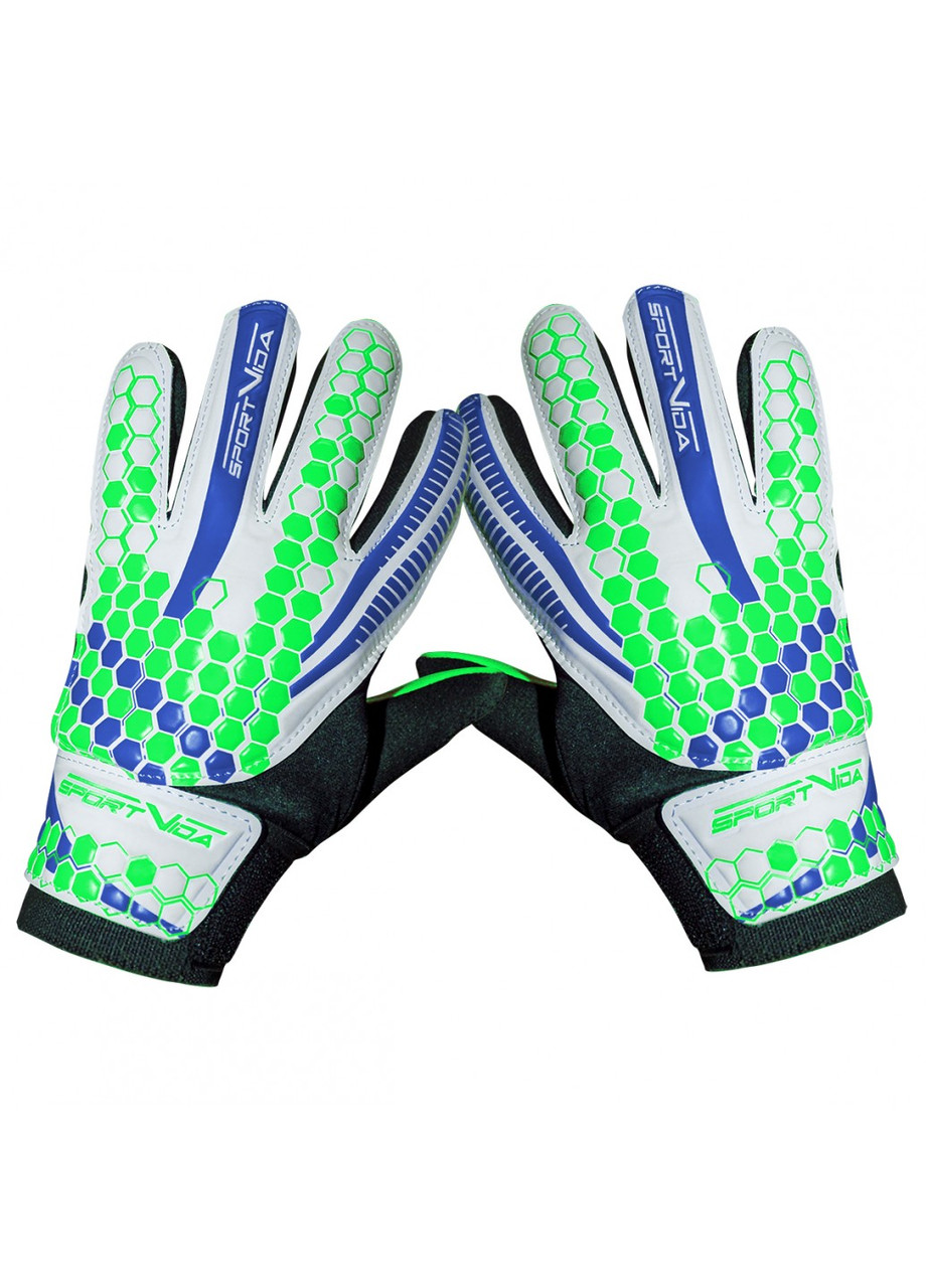 Воротарські рукавички SportVida SV-PA0010 Size 5