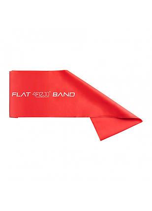 Стрічка-еспандер для спорту та реабілітації 4FIZJO Flat Band 200 х 15 cм 2-4 кг 4FJ0004, фото 2