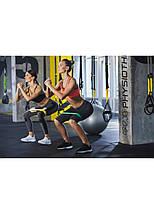 Резинка для фітнесу та спорту (стрічка-еспандер) еластична 4FIZJO Mini Power Band 15-20 кг 4FJ0013, фото 2
