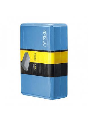 Блок для йоги 4FIZJO 4FJ1394 Blue, фото 2