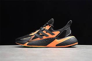 Кросівки чоловічі Adidas X9000L4 Boost / ADM-3727 (Репліка)