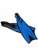 Ласті SportVida SV-DN0005-M Size 40-41 Black/Blue, фото 3