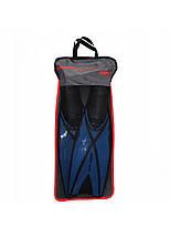 Ласті SportVida SV-DN0005-XS Size 36-37 Black/Blue, фото 2