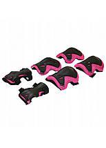Комплект захисний SportVida SV-KY0006-M Size M Black/Pink, фото 2