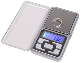 Ювелірні ваги Pocket Scale MH-200 (200g±0.01)