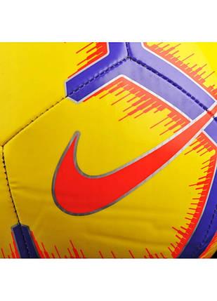 М'яч футбольний Nike Pitch SC3316-710 Size 5, фото 2