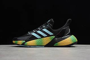 Кросівки чоловічі Adidas X9000L4 Boost / ADM-3729 (Репліка)