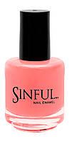 Лак для ногтей Sinful Ladies Day №66