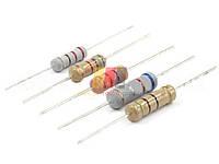 Резистор (+/-5%) 2Вт        820  Ом