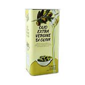 Оливковое масло Olio Extra Vergine di Oliva ж/б 5 л