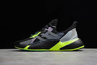 Кросівки чоловічі Adidas X9000L4 Boost / ADM-3733 (Репліка)
