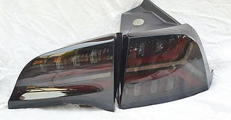 Ліхтарі Tesla Model 3 тюнінг Led оптика