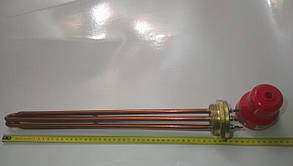 "Блок тэнов 12 кВт 2"" (59мм)наружная резьба для электрокотла"