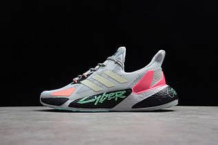 Кросівки чоловічі Adidas X9000L4 Boost / ADM-3735 (Репліка)