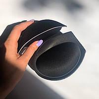 Чашки-вкладыши для купальника с ОЧЕНЬ БОЛЬШИМ ПУШ АП 3D Po Fanu черные узкие универсальные