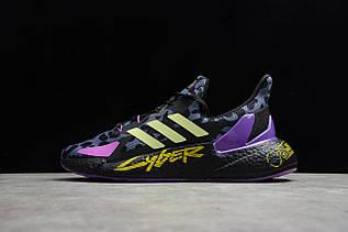 Кросівки чоловічі Adidas X9000L4 Boost / ADM-3736 (Репліка)