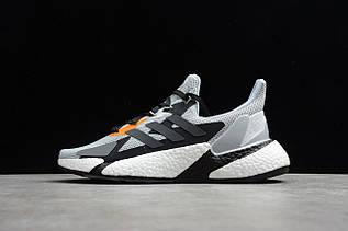 Кросівки чоловічі Adidas X9000L4 Boost / ADM-3737 (Репліка)