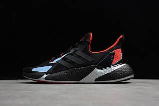 Кросівки чоловічі Adidas X9000L4 Boost / ADM-3738 (Репліка)
