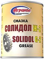 Агринол Солидол Ж-2 2,5 кг