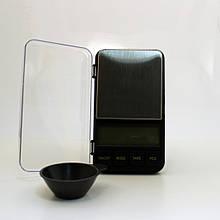 Высокоточные ювелирные карманные весы KDН01 с чашей до 0,1-500г