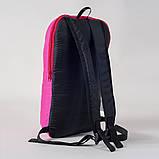 Дитячий рюкзак спортивний Mayers, рожевий на 10 л, фото 2