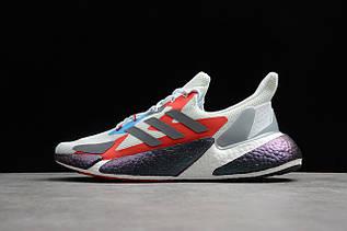 Кросівки чоловічі Adidas X9000L4 Boost / ADM-3739 (Репліка)