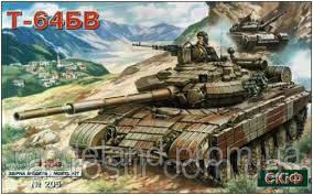 Советский танк Т-64БВ 1:35 СКИФ