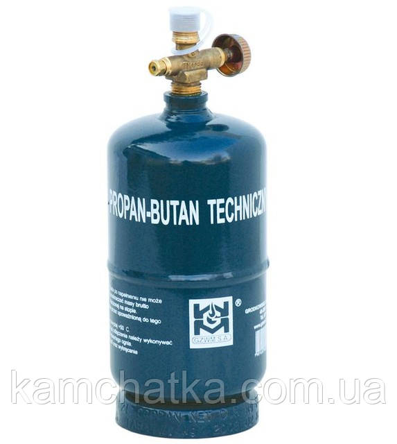 Балон газовий для кемпінгу GZWM BT-0,5