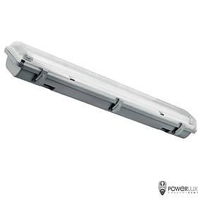 Лінійний промисловий світильник LED PWL T8 2х1500мм IP65