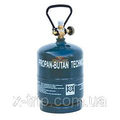 Баллон газовый для кемпинга GZWM BT-1 объемом 2,4 литра