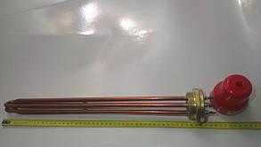 """Блок тэн 15 кВт 2""""(59мм) наружная резьба для электрокотла"""