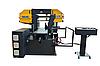 Автоматическая двухколонная ленточная пила по металлу Beka-Mak BMSO-325CGH NC, фото 6