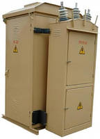 Подстанции трансформаторные комплектные КТП-1 — 25…630\10(6)\0,4 У1