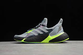 Кросівки чоловічі Adidas X9000L4 Boost / ADM-3740 (Репліка)