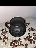 Чашка - філіжанка на каву орнамент, фото 2