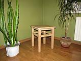 Дерев'яна табуретка (масив БУКА), фото 9