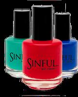Лаки для ногтей Sinful.. Nail Enamel