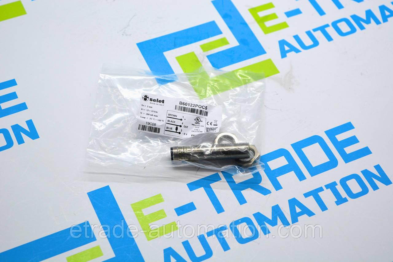 Индуктивный датчик Selet B60122POC5