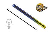 """Резинки для щетки стеклоочистителей SCT-GERMANY 9426 40"""" 1000×9мм Wiper Rubber (2 шт.)"""