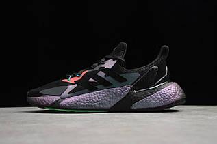 Кросівки чоловічі Adidas X9000L4 Boost / ADM-3744 (Репліка)
