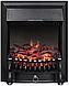 Пристенный каминокомплект Fireplace Чехия Белый эффект мерцающих дров со звуком и обогревом, фото 3