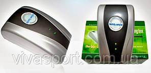 Энергосберегающий прибор Electricity saving box, прибор для экономии электроэнергии Электрисити Сейвинг Бокс